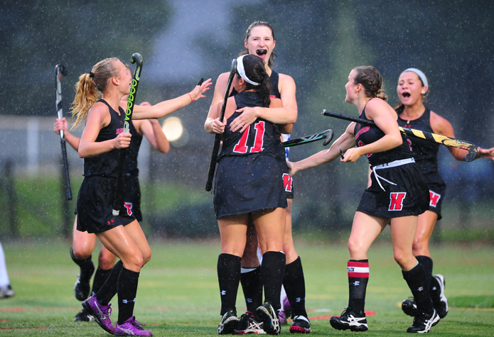 Field Hockey Turns Away Cabrini, 3-1
