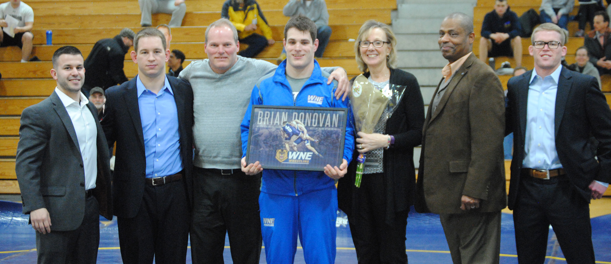 Donovan Shines on Senior Night as Golden Bears Top Plymouth State, 31-15