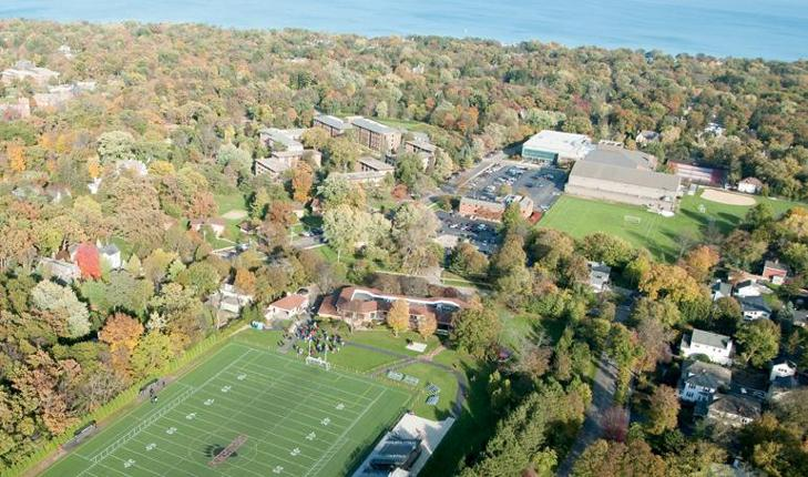 Lake Forest's Athletic Facilities Lauded by Princeton Review