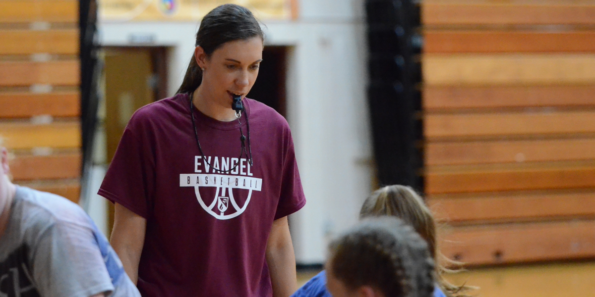 Evangel Women's Basketball Opens the 2018-19 Season Saturday at Park University