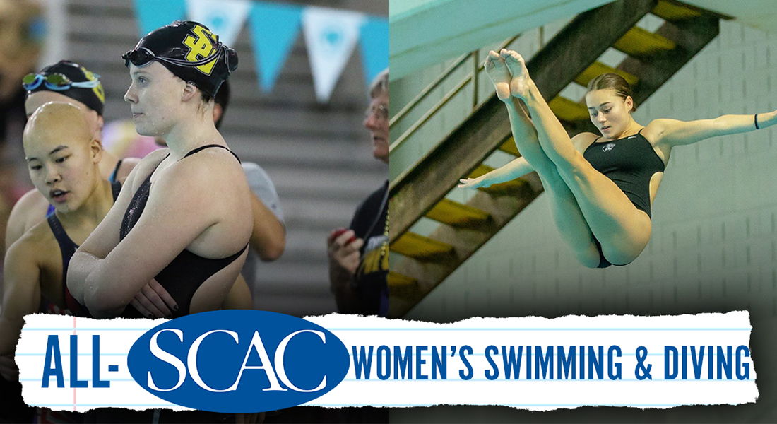 Southwestern's Hartsell Selected as SCAC Female Swimmer of the Year