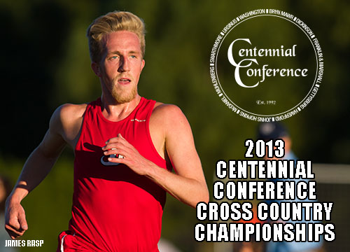Steinbock, Red Devil Men Claim Second at Centennial Championships