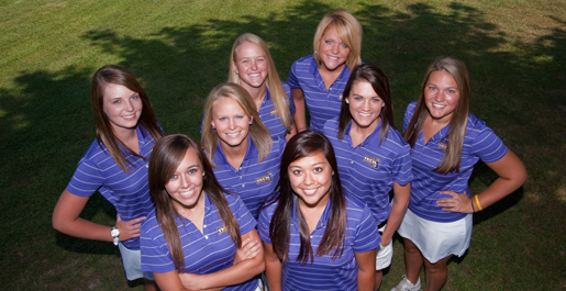 Women's golf team heads to Great Smokies Intercollegiate