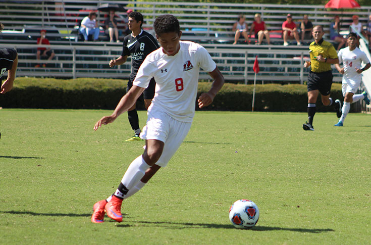 Men's Soccer: Panthers battle undefeated Birmingham-Southern on the road