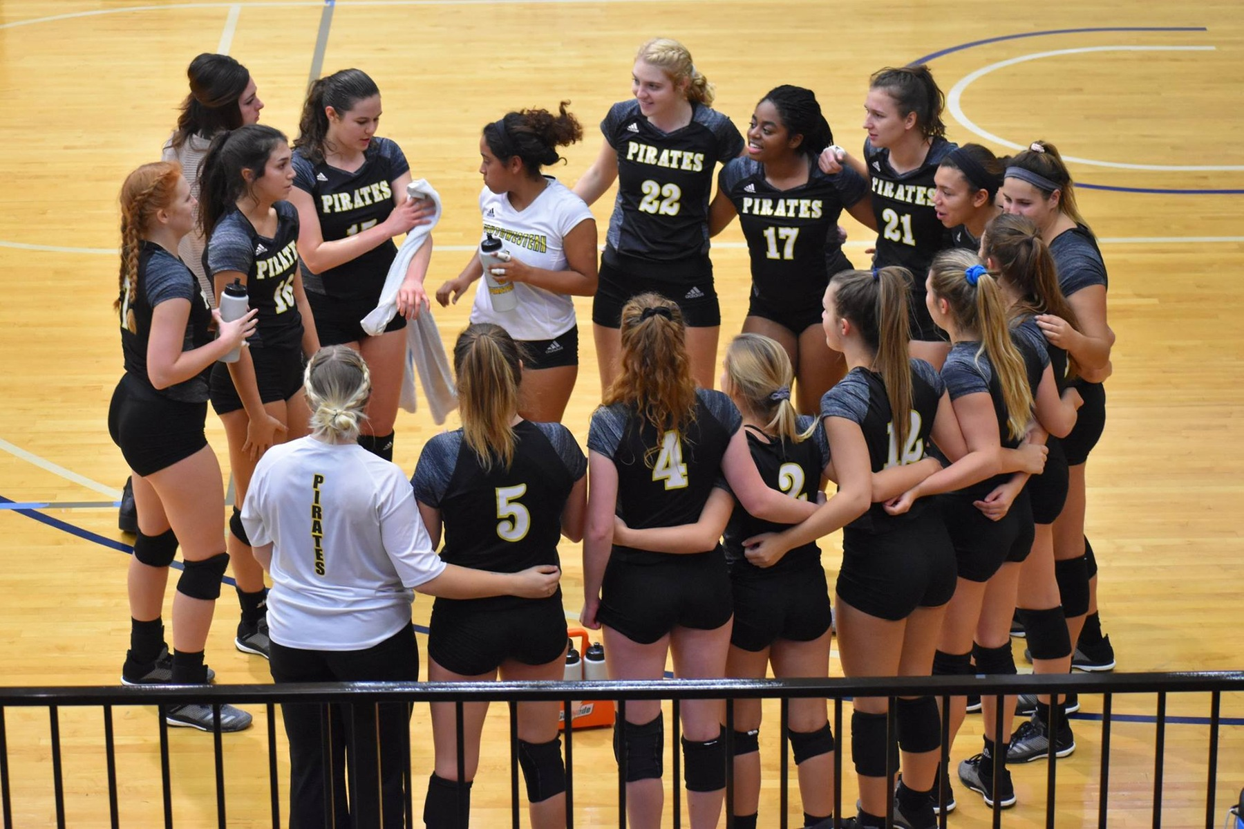 Volleyball Drops Championship Match To Colorado College In Five Sets