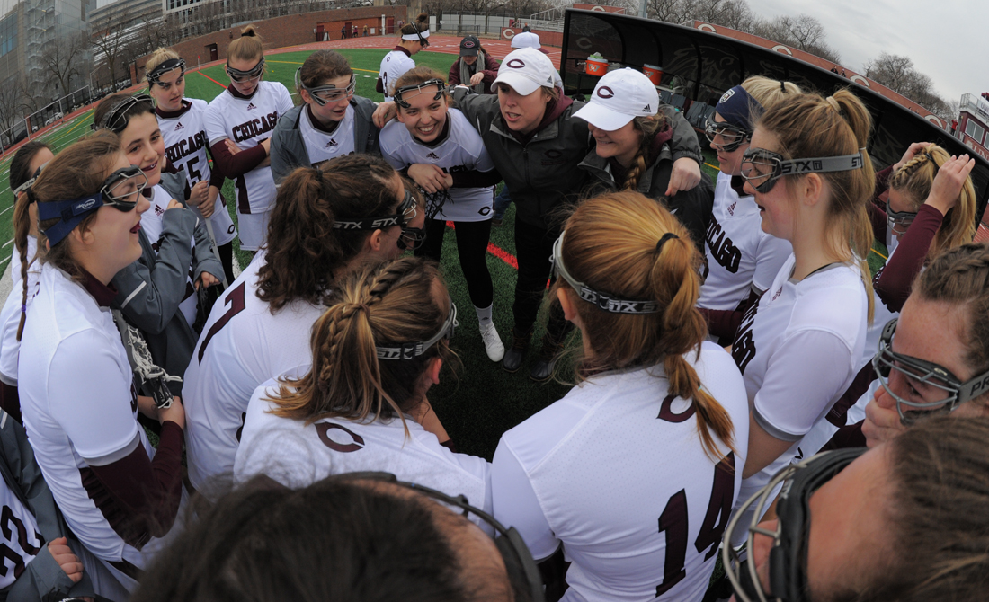 UChicago Women's Lacrosse Places 17 on CCIW Academic All-Conference List
