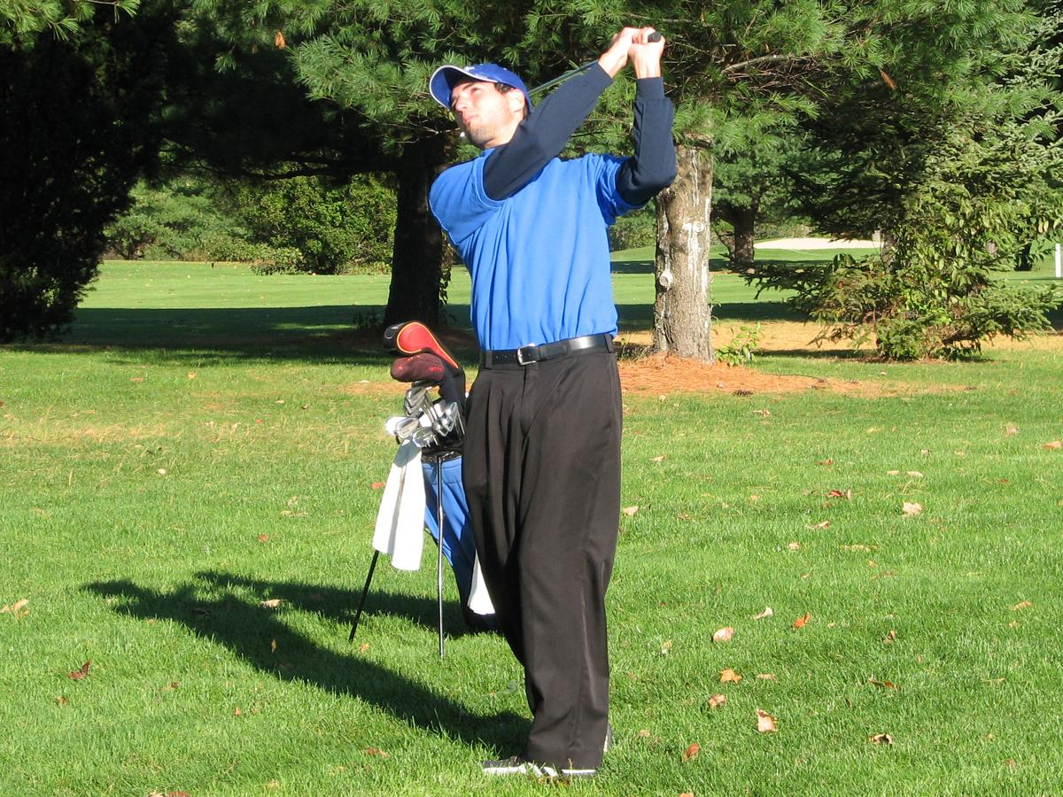 Ursa Shoots Even Par in Final Round, Blue Devils Tie for Fourth