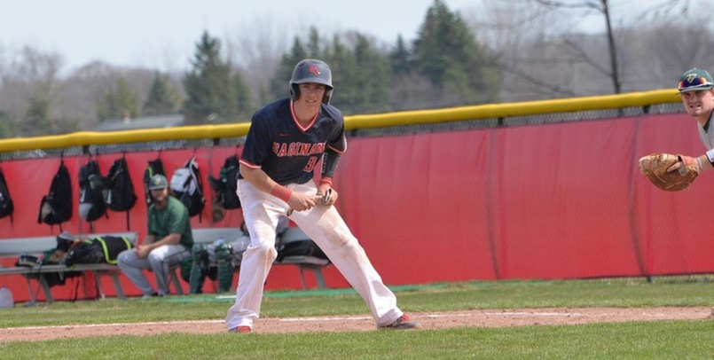 Freshman Cole Brooks has been selected as the GLIAC Baseball Player of the Week...