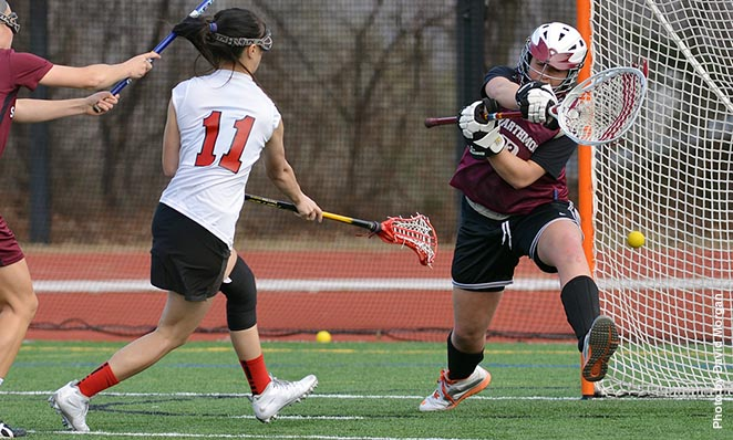 Women's Lacrosse tripped up by Dickinson, 14-6
