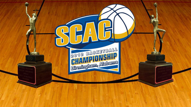SCAC Men's and Women's Basketball - 2012 Tournament Preview