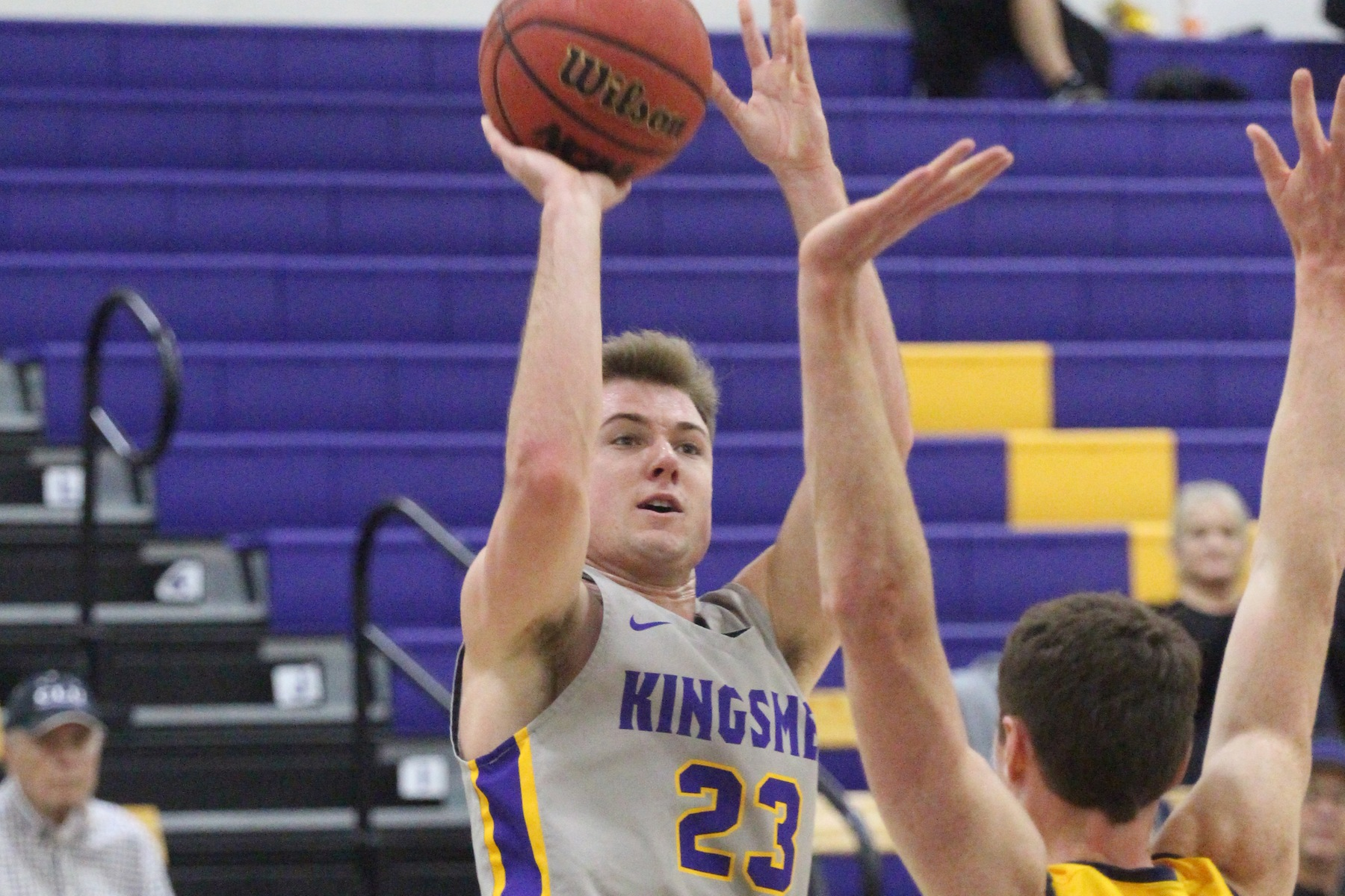 Cole Continues to Climb All-Time Scoring List; Now Sits Ninth