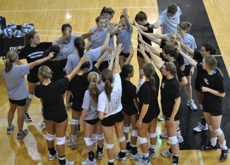 Pirates Land in AVCA Top 25 as Practice Opens