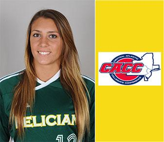 Nowak Named CACC Rookie Of The Week