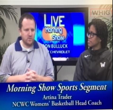 Coach Trader Featured on WHIG Morning Show