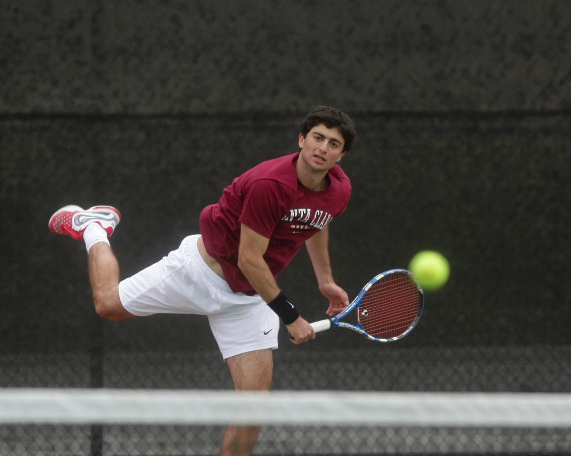 Bronco Men's Tennis Edged 4-3 by University of the Pacific; Host Northern Arizona Sunday