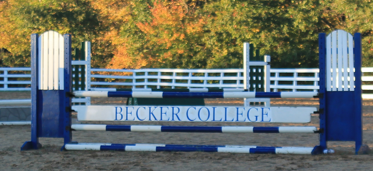 Equestrian Places Fourth at URI Show