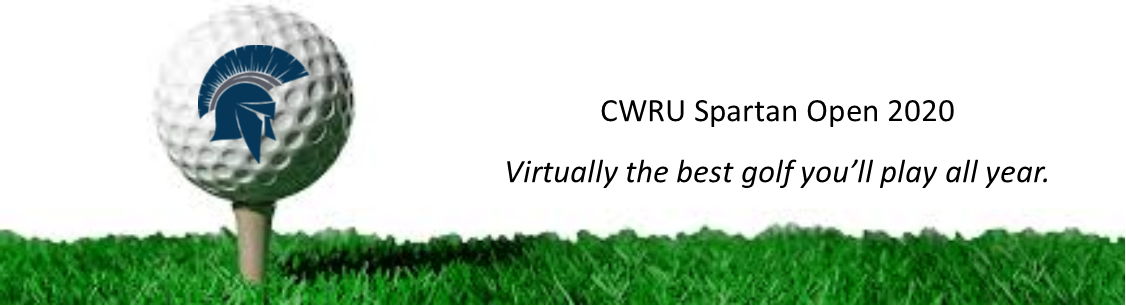 CWRU Spartan Open 2020Virtually the best golf you'll play all year