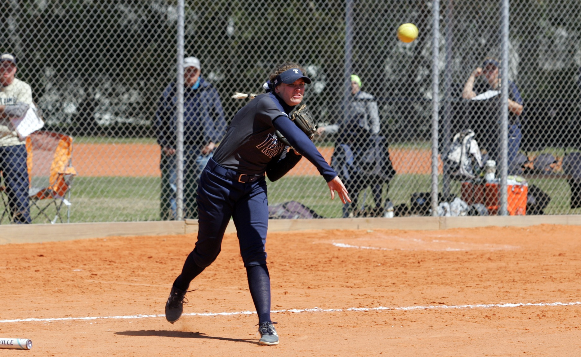Softball Holds On To No. 6 National Ranking