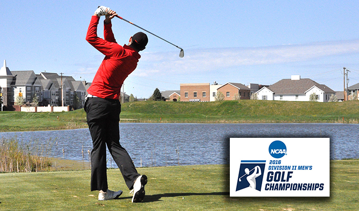 Ferris State Men's Golf Moves Up Five Spots In Day Two Action At NCAA Regionals