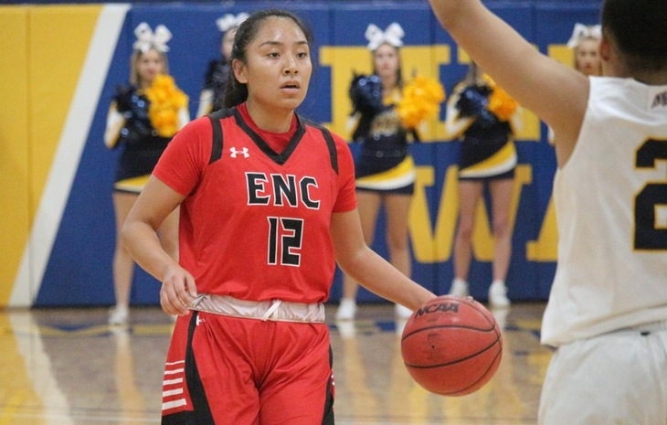 Women's Basketball Posts 57-46 Road Win at Dean
