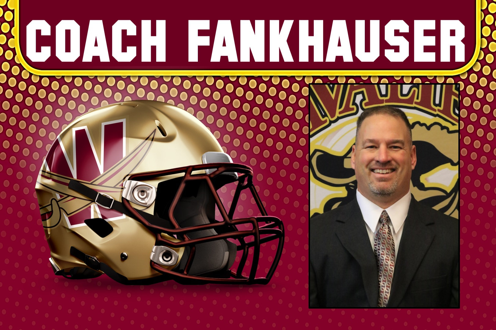 Walsh University Appoints John Fankhauser Cavalier Football Head Coach