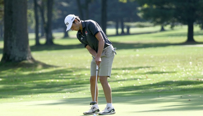 Men's Golf in sixth after round one of OAC Preview