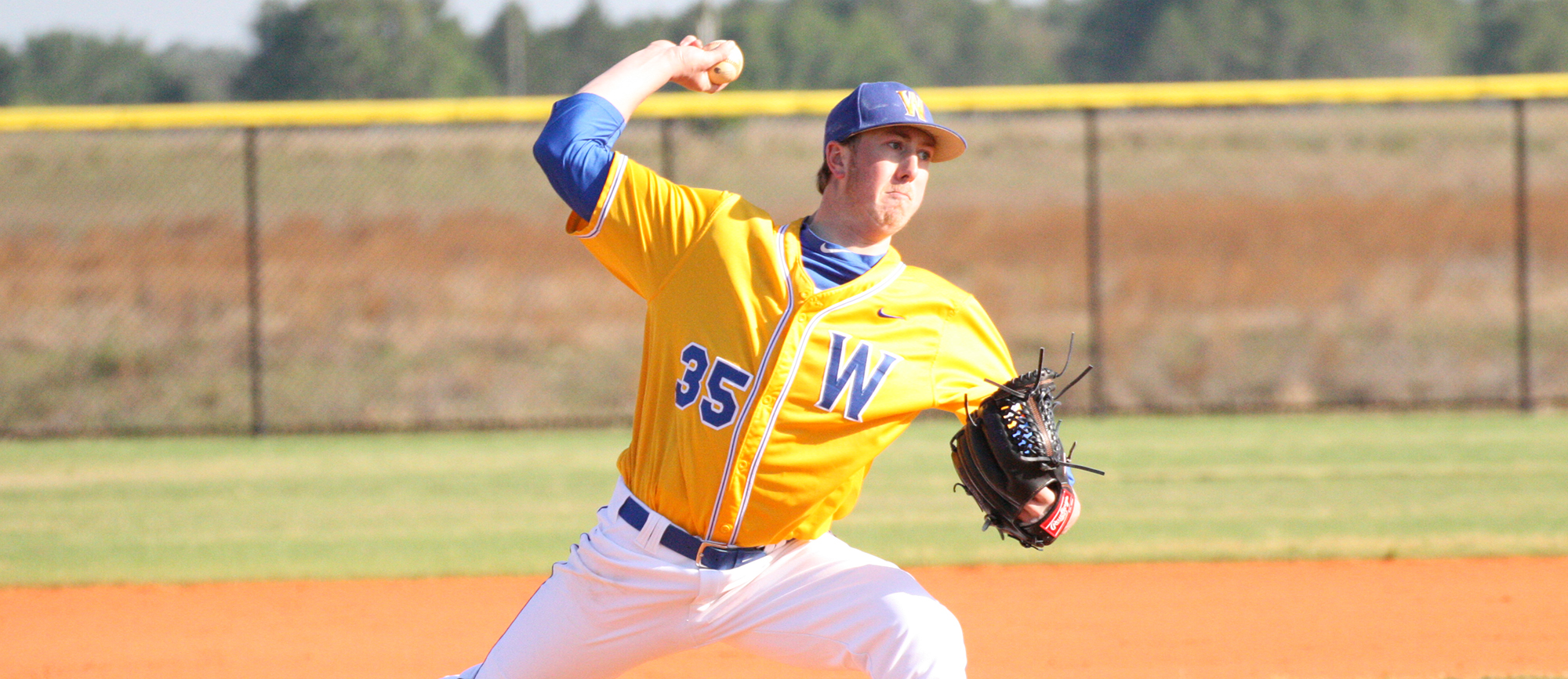 Kawiecki Strikes Out Eight, But Golden Bears Fall to UMass Boston, 5-1