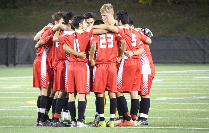 Men's Soccer Falls at Roger Williams, 5-1