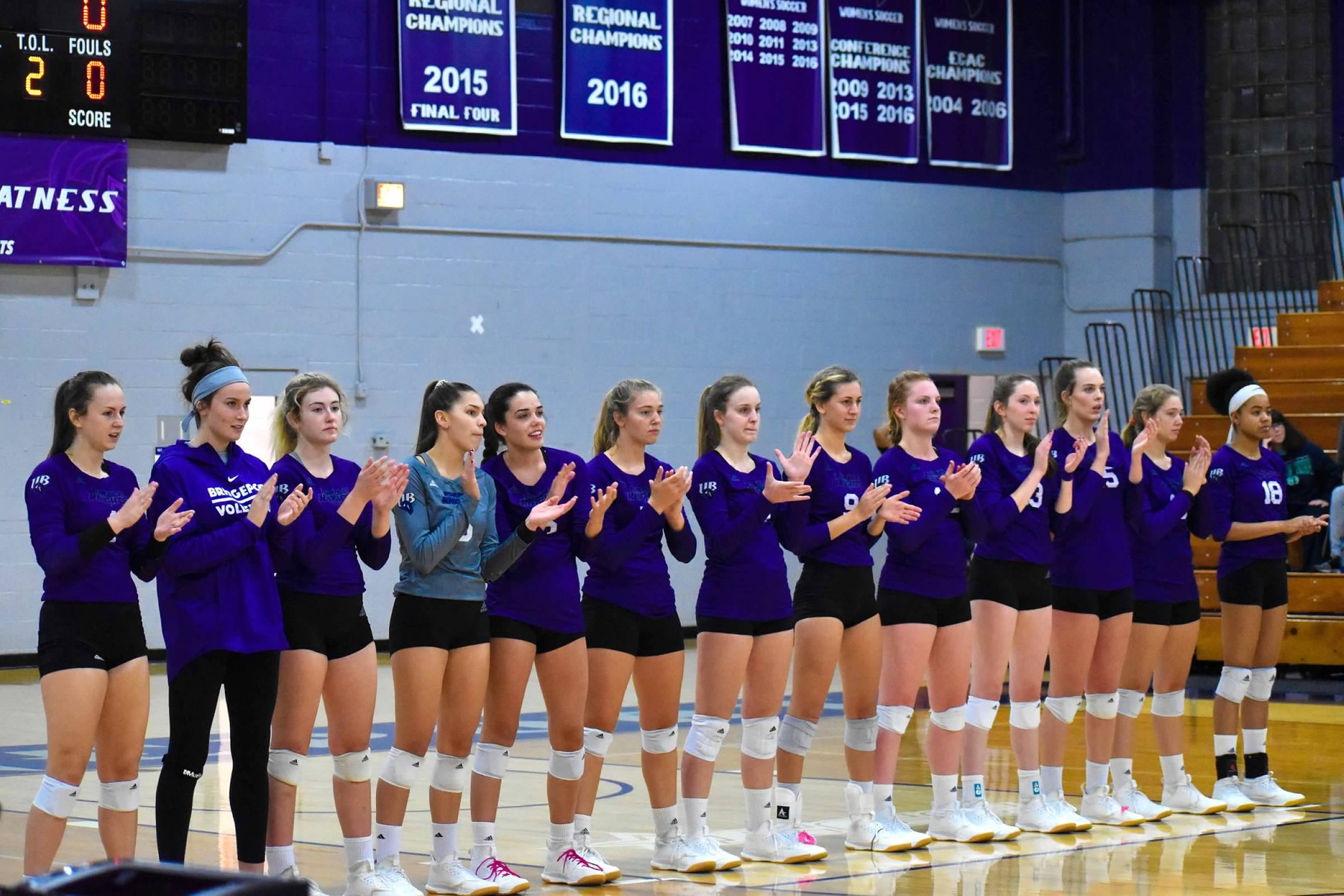 Volleyball Battles But Falls To Top-Seeded Molloy In ECC Final