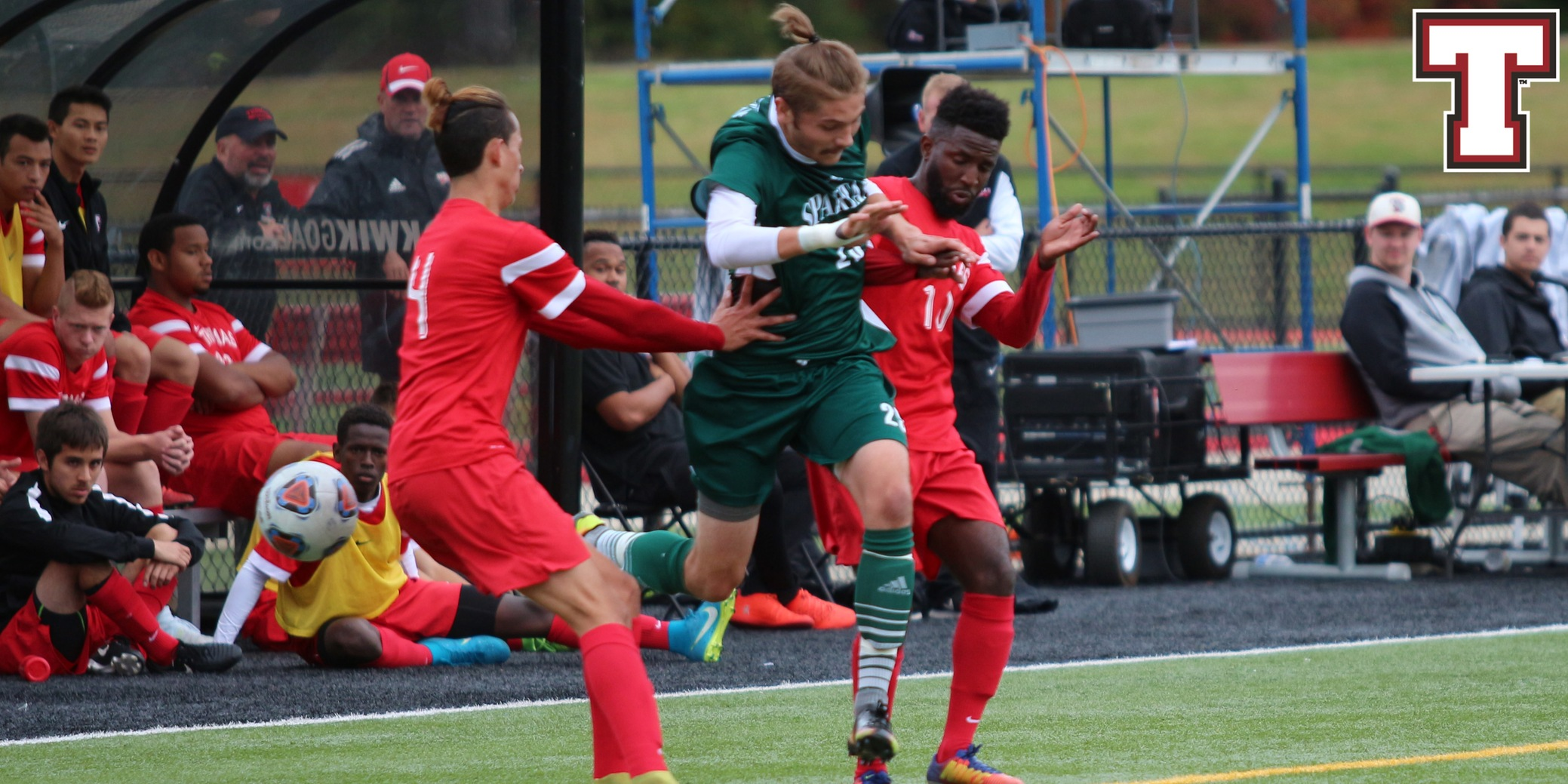 Terriers' Comeback Falls Short to Castleton, 3-2