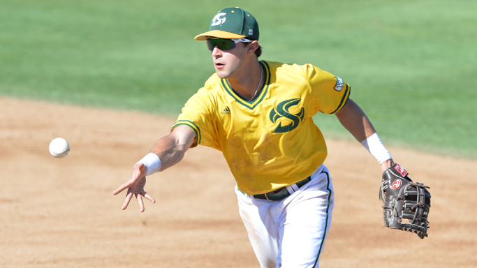 BASEBALL EDGED BY #5 LSU IN SERIES FINALE