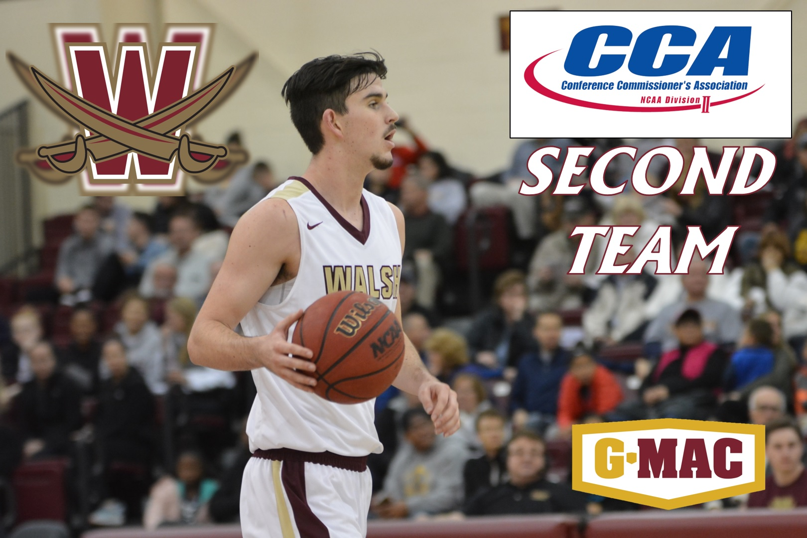 Vaudrin Selected to DII CCA All-Midwest Region Team