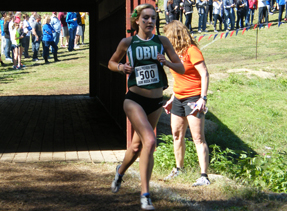 2014 NAIA Women?s Cross Country Runner of the Week - No. 8