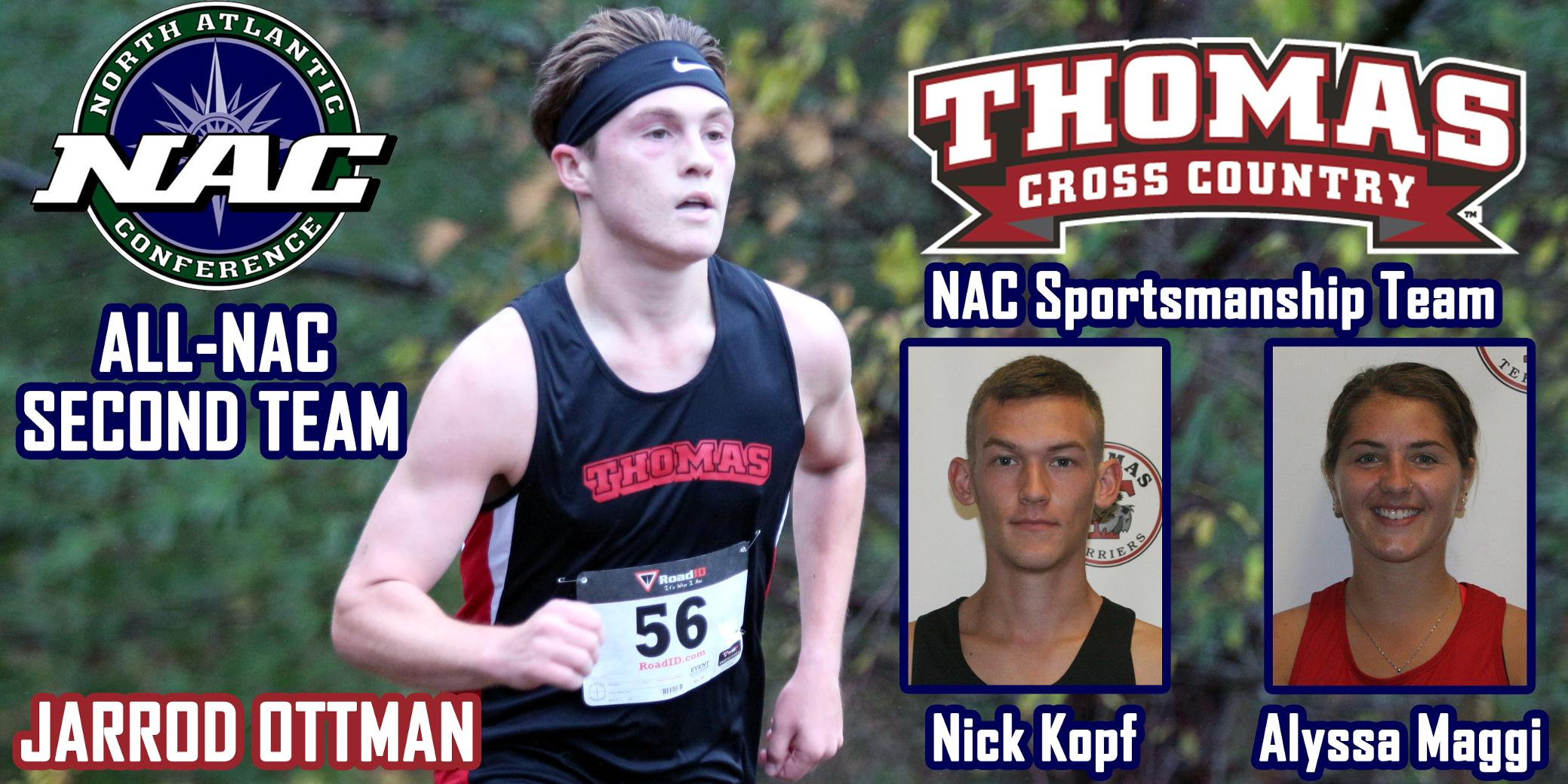 Ottman Named to All-NAC Second Team