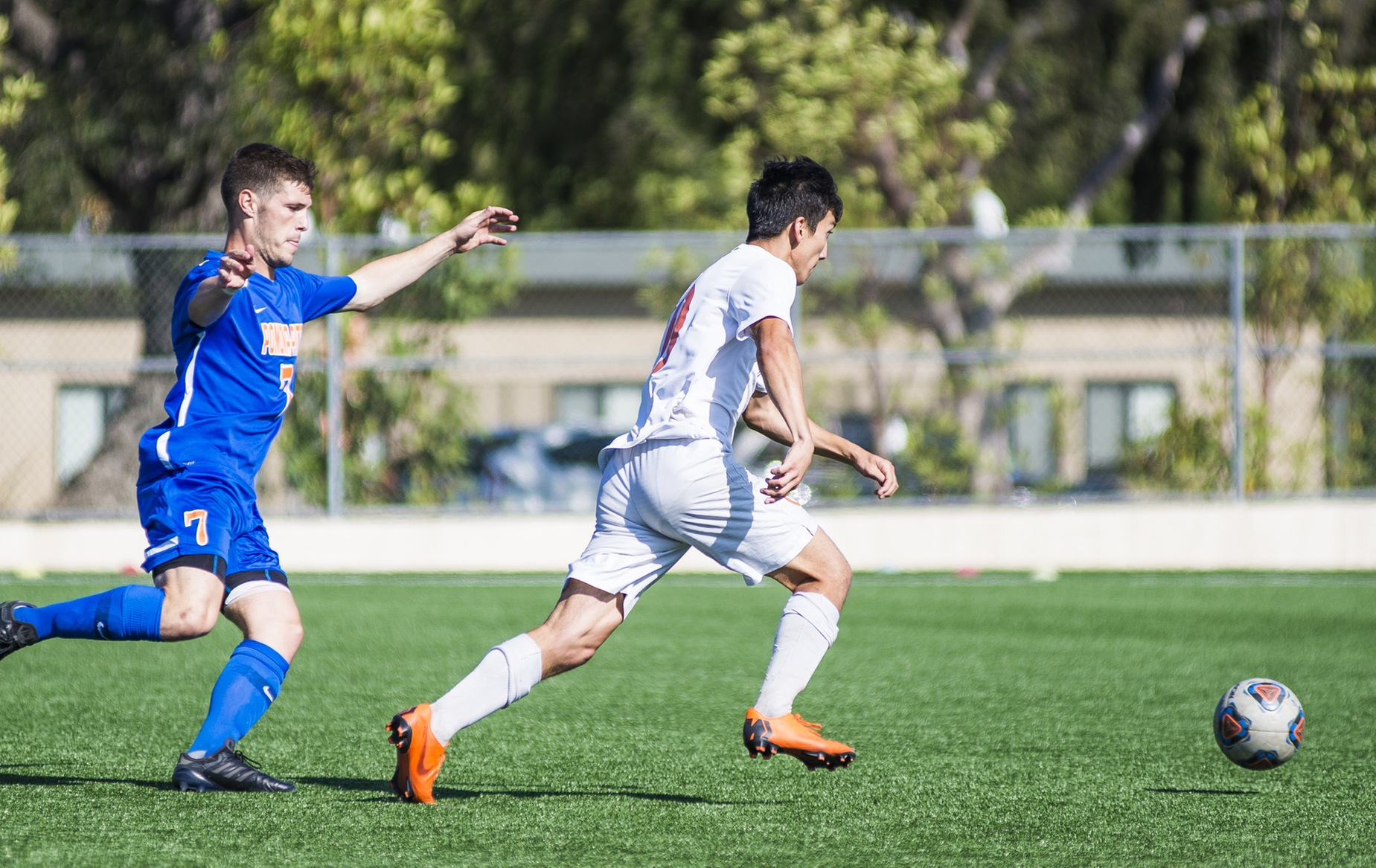 Caltech Seals First Tie in Five Years at La Verne