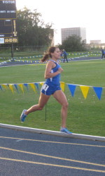Moreno Breaks School Record in 5,000m Run at Mt. SAC