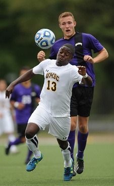 Kadeem Dacres has game-winners in both America East victories in 2013.