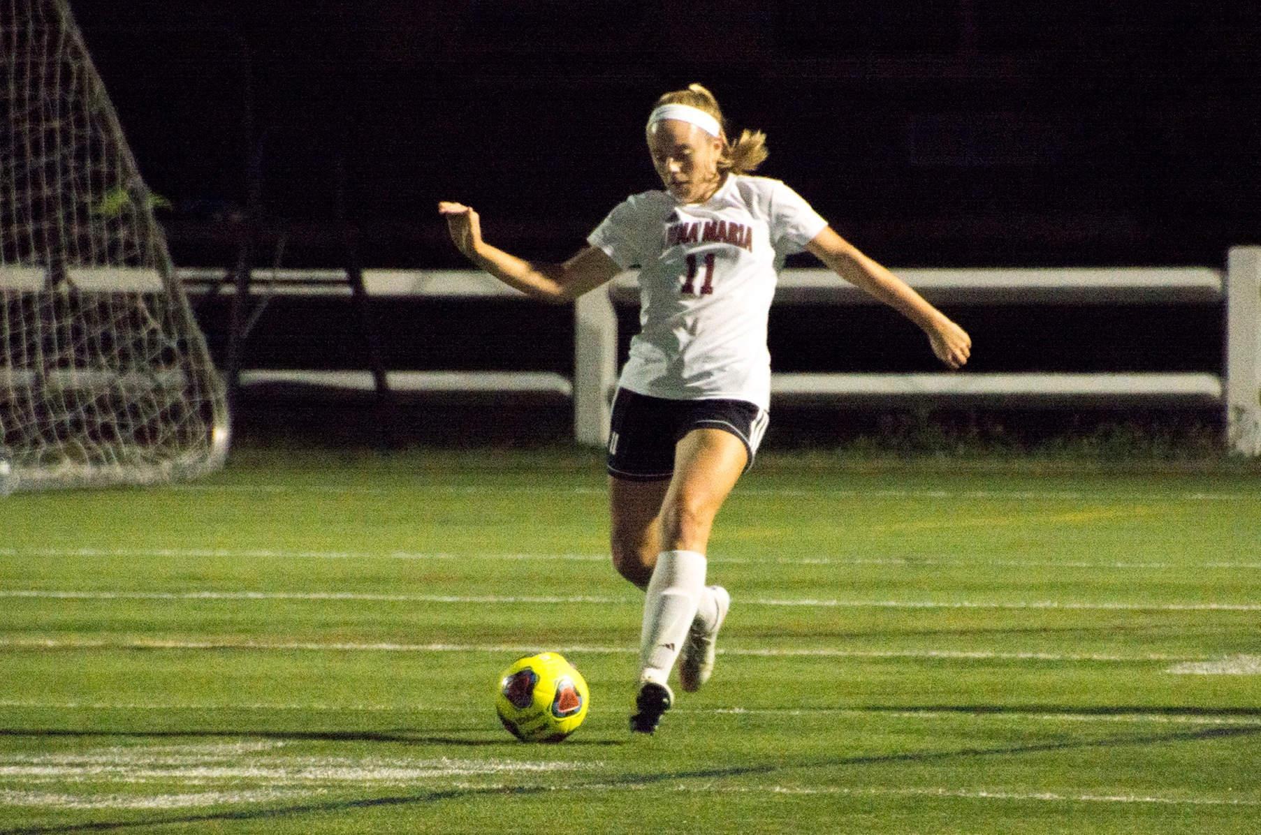 WOMEN'S SOCCER: AMCATS upended by Simmons in GNAC Encounter