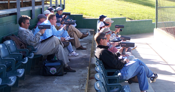 Bobcat Baseball Holds Annual Scout Day