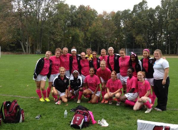 Bay Path Wins Third Straight, Doubling Up Becker 4-2 to Climb Over .500 in Pink Out Day