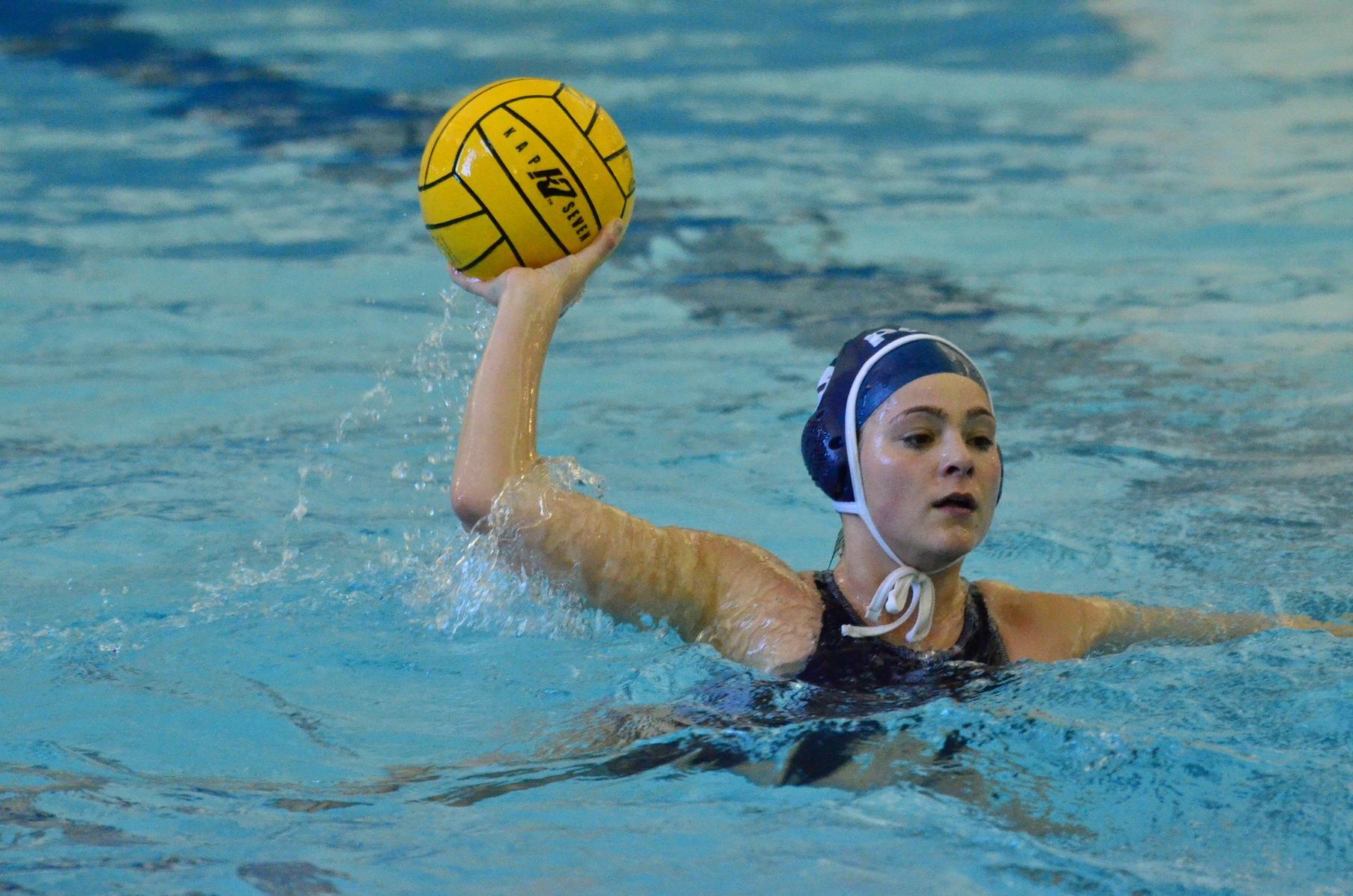 Pinter Named Assistant Water Polo Coach
