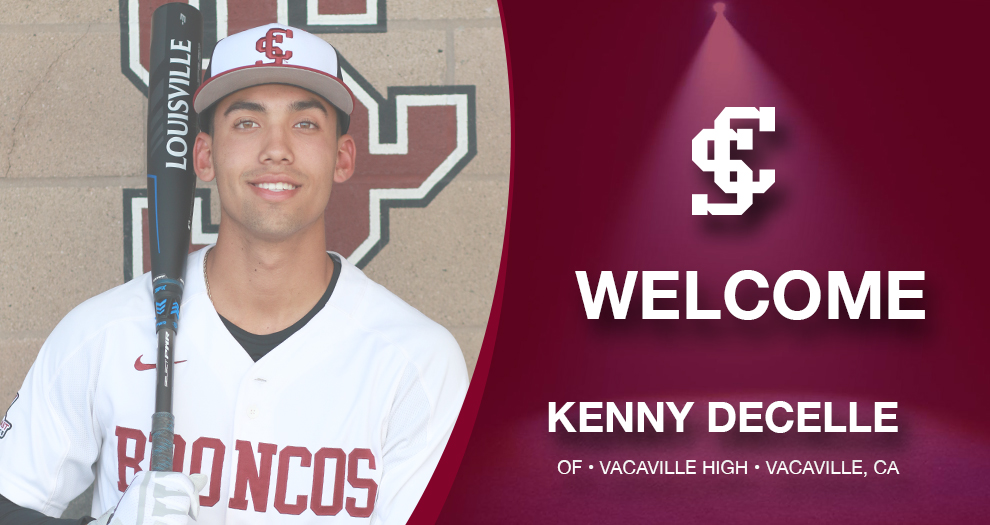 Meet the Future of Bronco Baseball – Kenny DeCelle