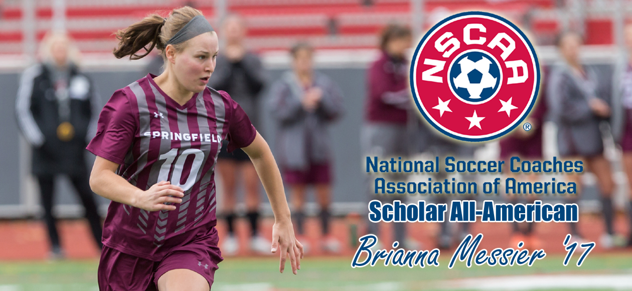 Messier Named NSCAA Division III Women's Soccer Scholar All-American