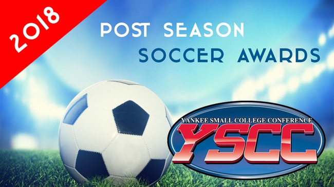Yankee Conference Soccer Awards Announced