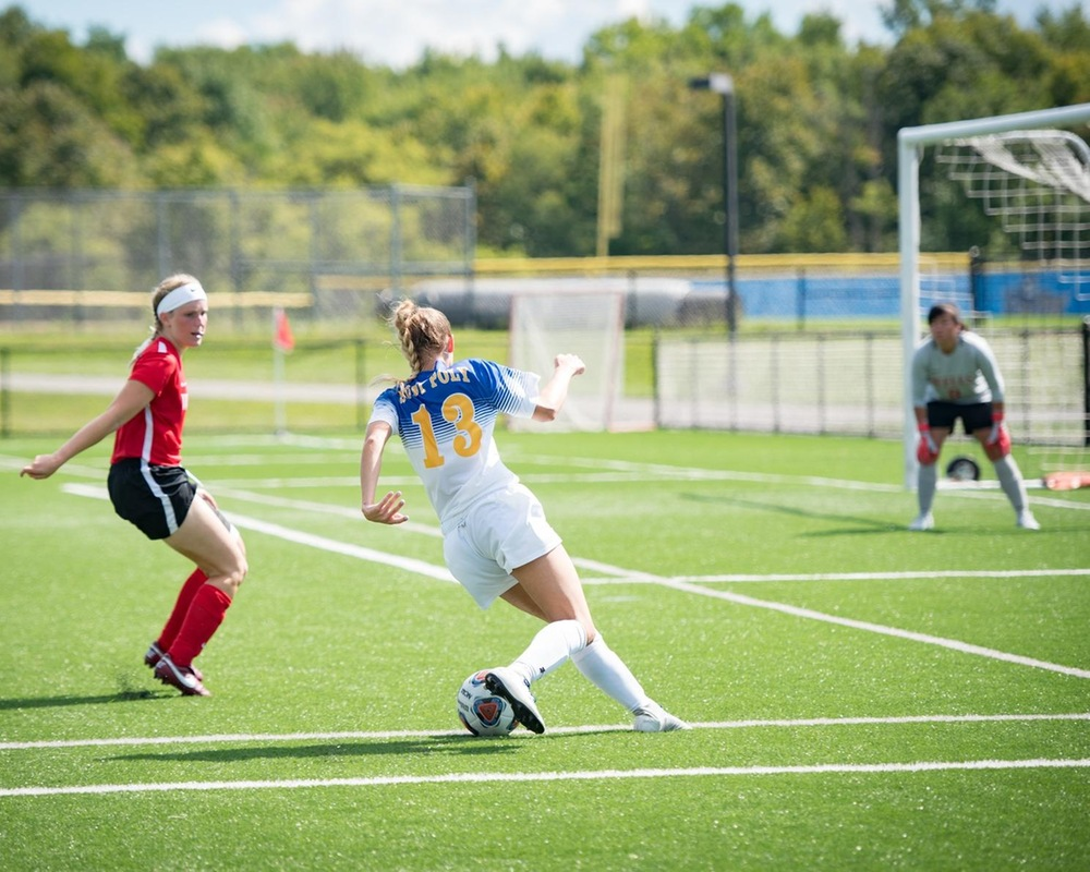 WSOC: Wildcats Cruise to Their First NEAC Win of the Season.
