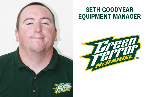 Goodyear named head equipment manager