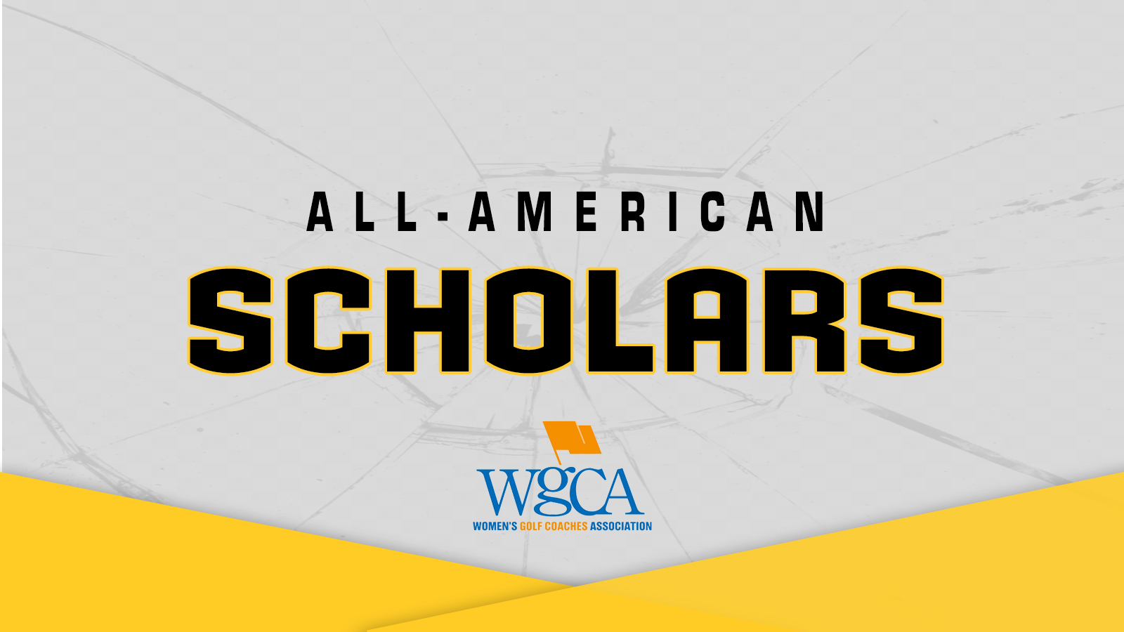 Women's golf lands four on WGCA All-American Scholars list