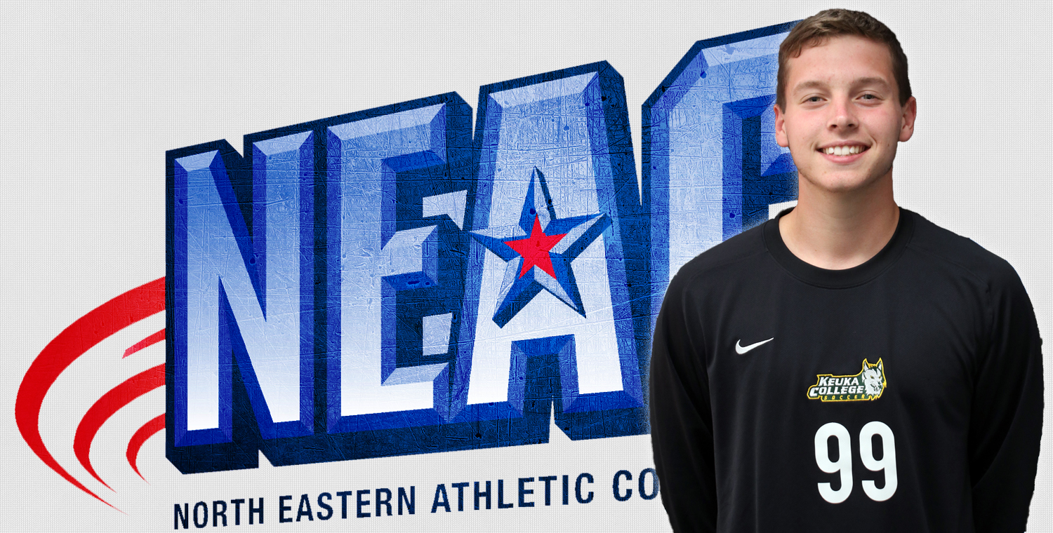 Ryan Velte Named NEAC Defensive Player of the Week