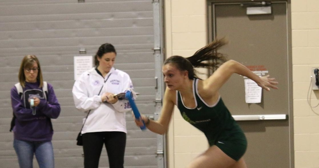 Women's Track & Field Finishes Fourth at Marietta