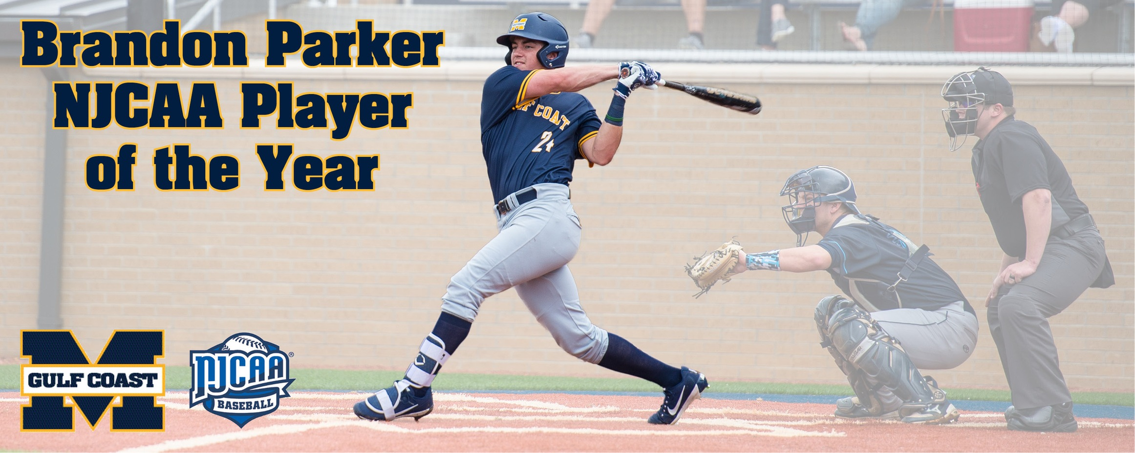 Parker named NJCAA Player of the Year